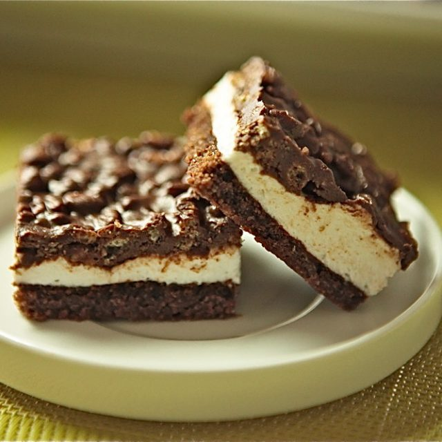 Deluxe Chocolate Marshmallow Bars