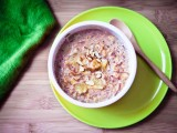 Roasted Grapefruit Oatmeal