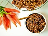 Carrot Cake Granola