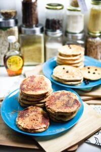 Peanut Butter Pancakes: 2 Ways 1