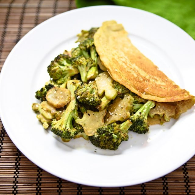 Chilla & Maple-Roasted Cheezy Broccoli 3