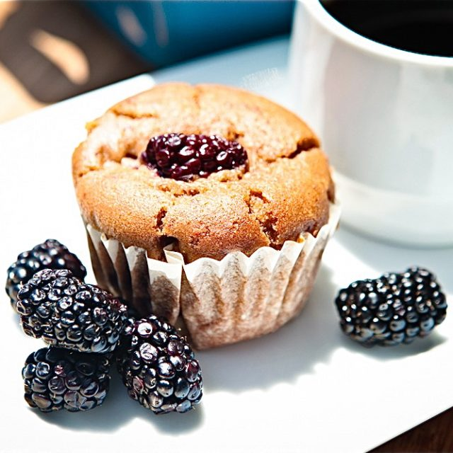 Blackberry Cuppins 4