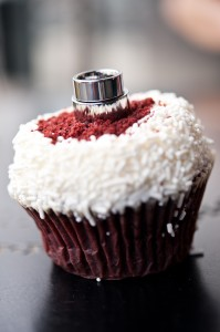 Red Velvet Cupcakes with Sugar Free Cream Cheese Frosting
