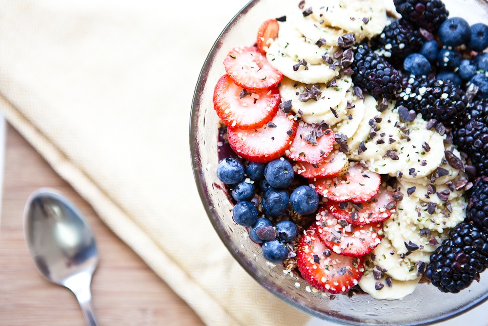 Cacao Berry Bliss Bowl