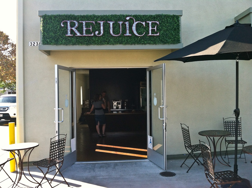 Dining in LA: Rejuice