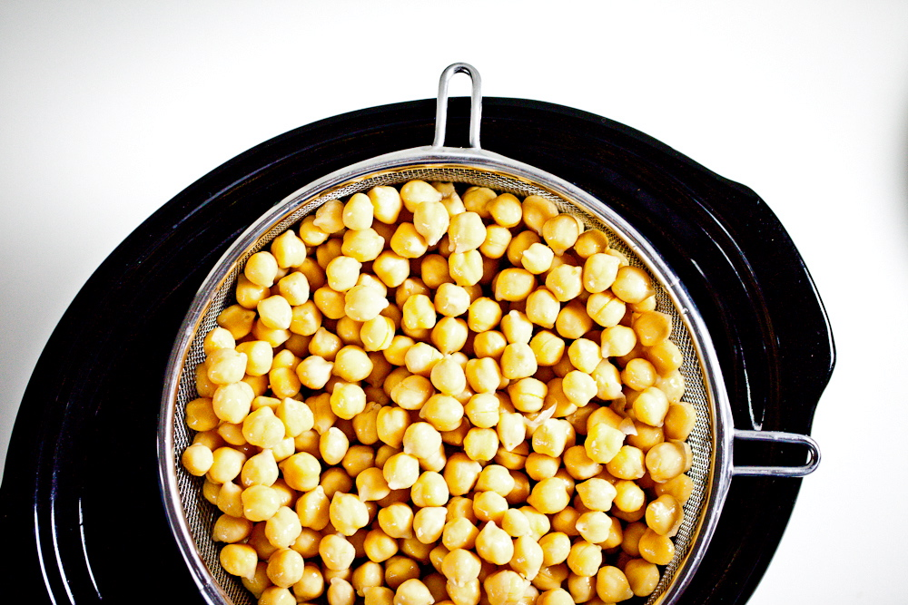 Chickpeas & Confessions: The Love Affair Begins
