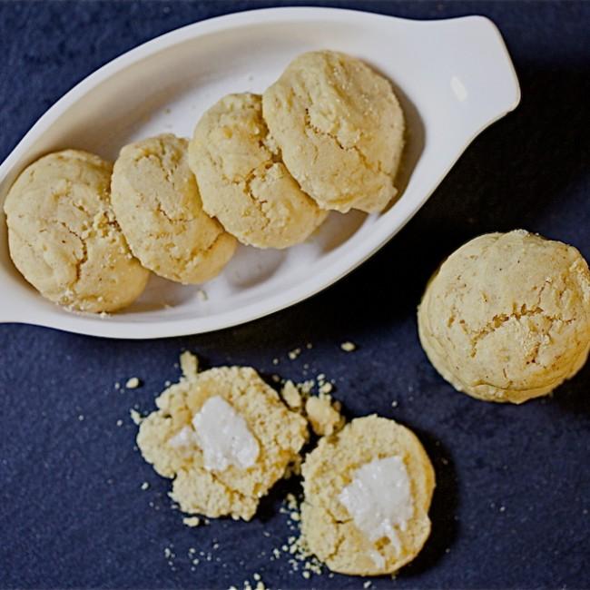 Chickpea Cornbread Biscuits 5