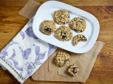 Cardamom Oatmeal Fig Cookies