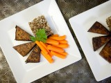 Basic Baked Tofu &amp; Quinoa