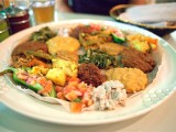 Dining in LA: Rahel Ethiopian Vegan Cuisine
