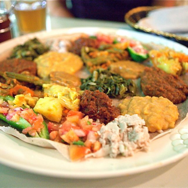 Rahel Vegan Dinner