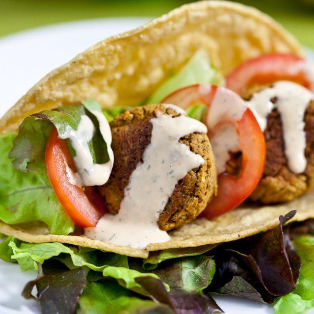 Falafel Tacos 6