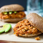 Chickpea Sloppy Joes