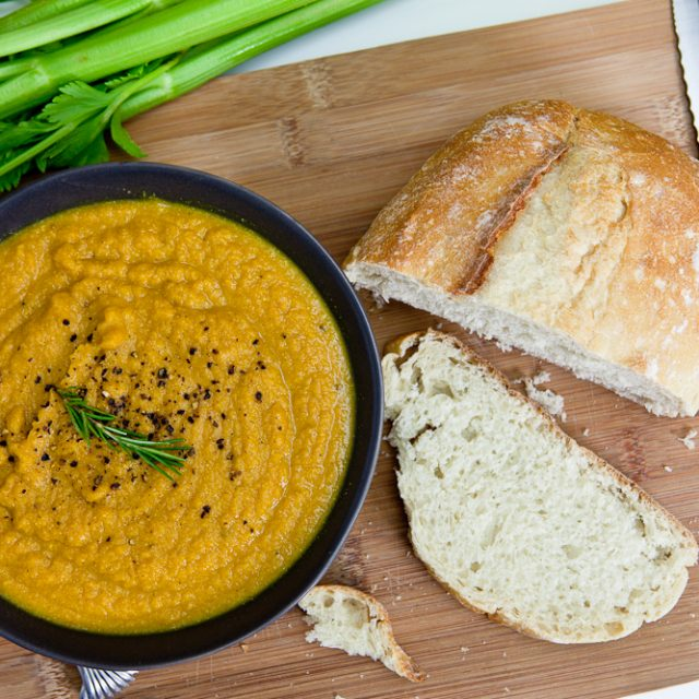 Tuscan Chickpea Soup 4