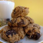 Jackies Persimmon Oatmeal Cookies
