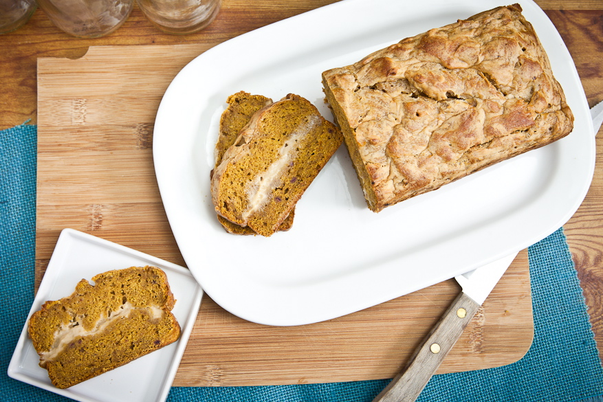 Pumpkin Bread 28 5 Out Of This World Dessert Recipes With Cream Cheese