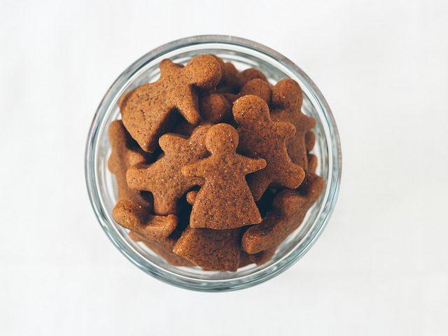Ashlae's Mini Gingerbread Folk