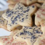 Melissa's Cream Cheese Sprinkle Sugar Cookies