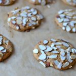 Christys Almond Ginger Spiced Cookies