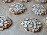 Christy's Almond Ginger-Spiced Cookies