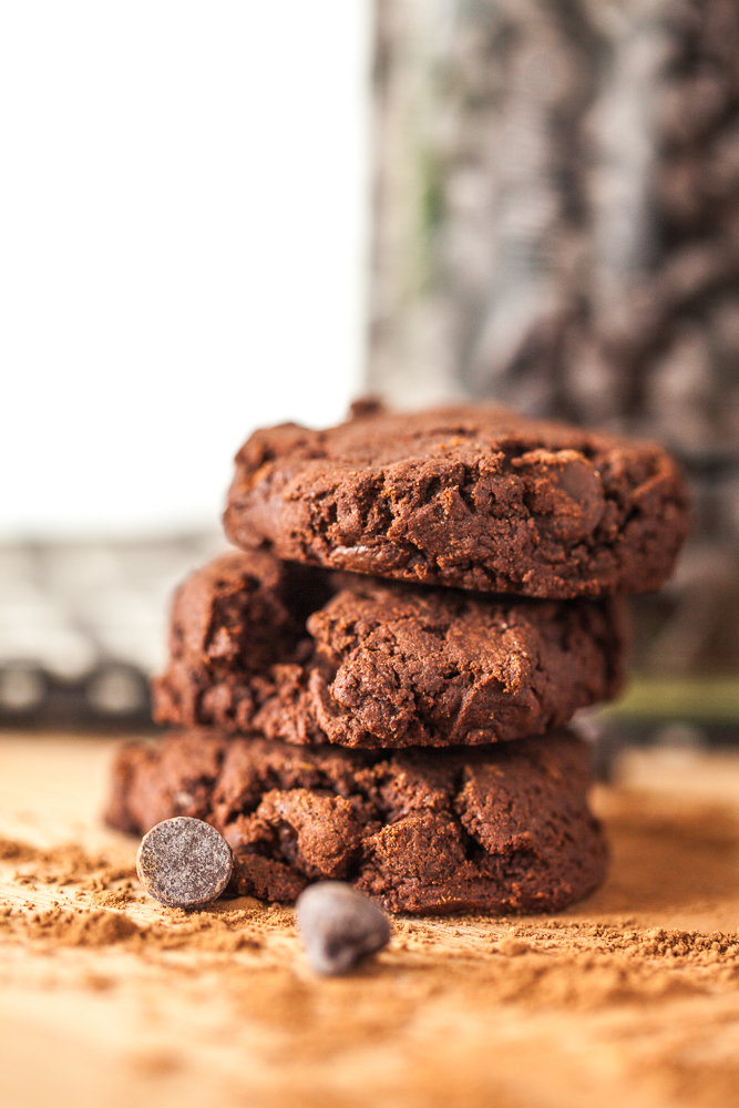Ultimate Quadruple Chocolate Chip Cookies