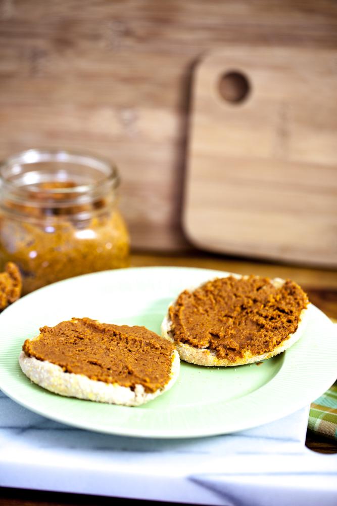 Sweet Potato Pecan Butter - Keepin' It Kind