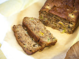 Mele Kalikimaka Banana Bread