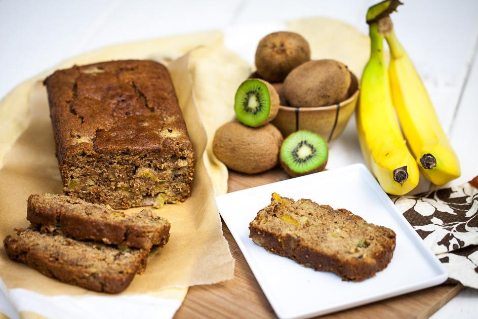 Mele Kalikimaka Banana Bread