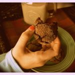Courtneys Chocolate Chai Shortbread Cookies