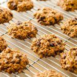 Jackie's Persimmon Oatmeal Cookies