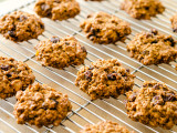 Jackie&#8217;s Persimmon Oatmeal Cookies