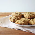 Caitlins Applesauce Raisin Oatmeal Cookies