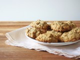 Caitlin&#8217;s Applesauce Raisin Oatmeal Cookies