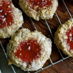 Shira's Gramma's Raspberry Birds Nest Cookies