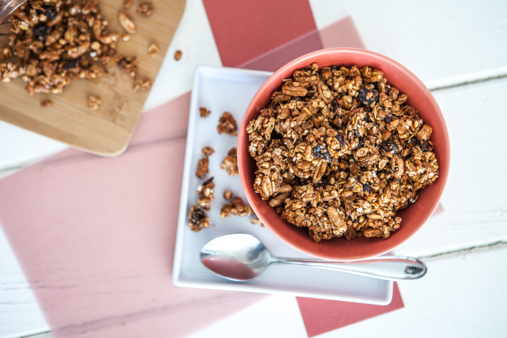 Black Forest Granola 5