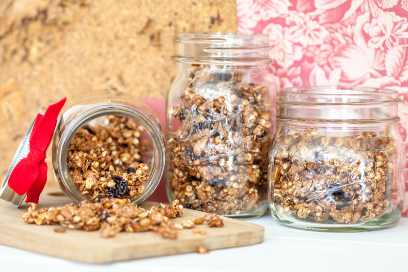 Black Forest Granola 2