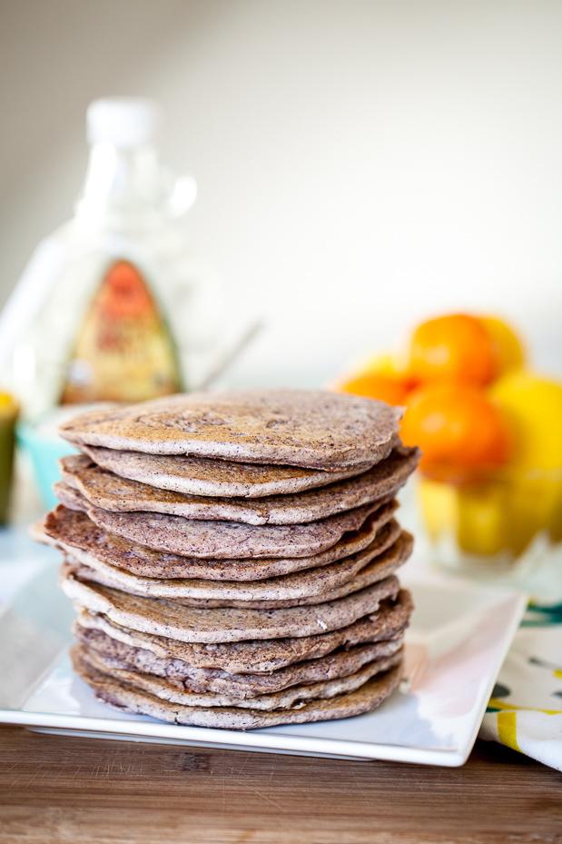 Blue Corn Pancakes 4