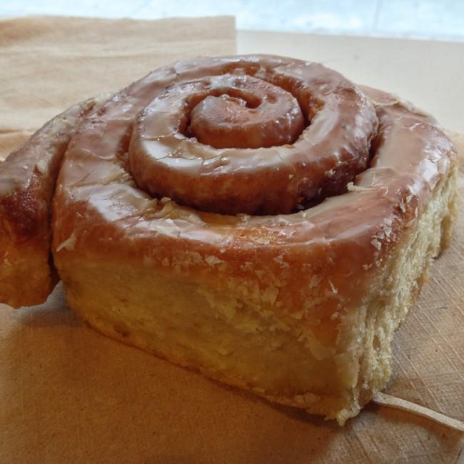 The Cinnamon Snail Cinnamon Snail