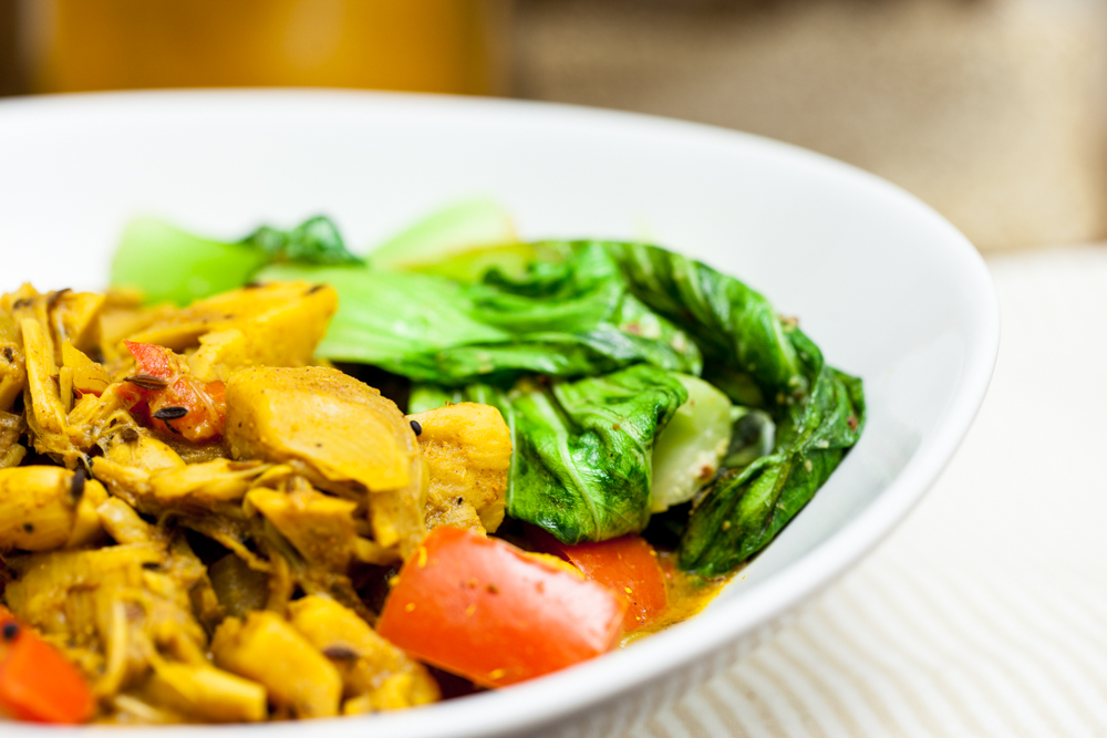 Jackfruit Curry 4