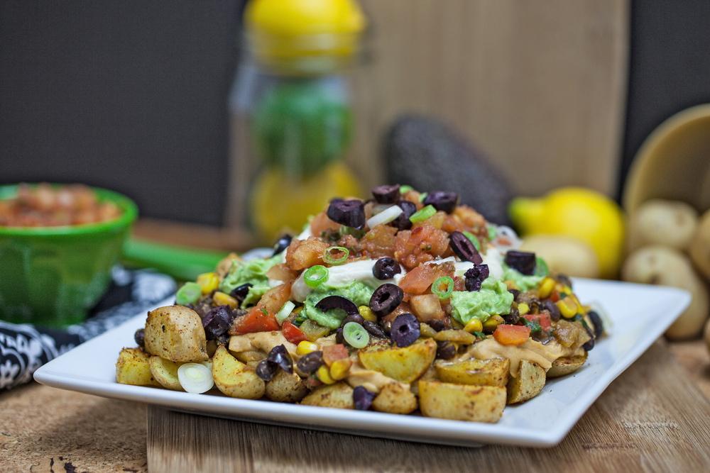 Nacho Potatoes 6