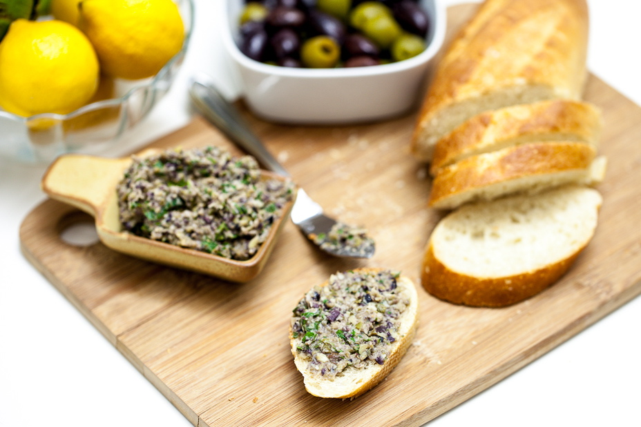 Artichoke Olive Tapenade - Keepin' It Kind