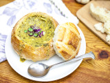 Spinach Artichoke Soup