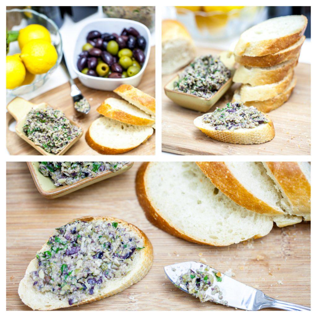Artichoke Olive Tapenade 7