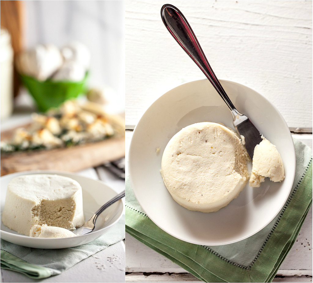 Macadamia Ricotta Salata