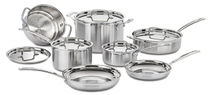 Cuisinart All-Clad Stainless Cookware