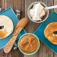 Sugar- Free Salted Caramel Apple Butter