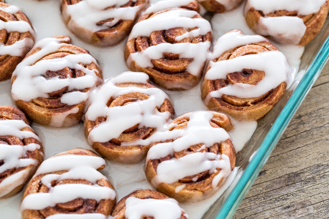 Kristy's Cinnamon Roll Cookies |
