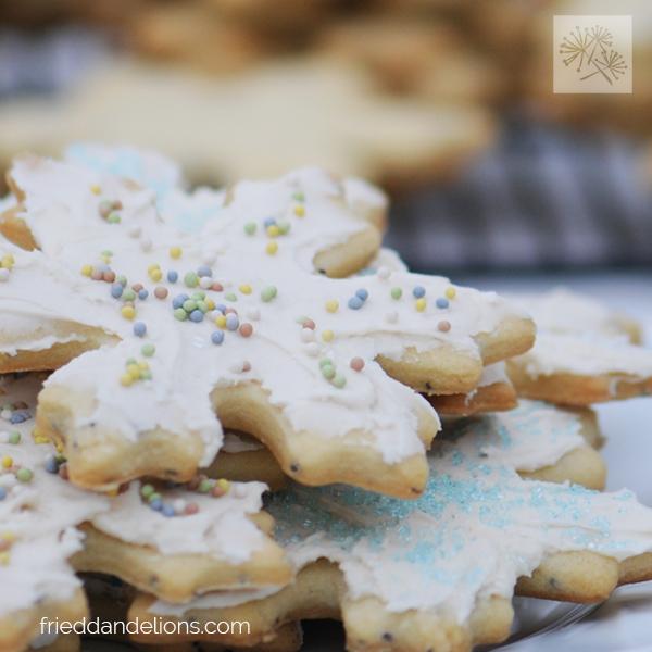Sarah's Sugar Cookies