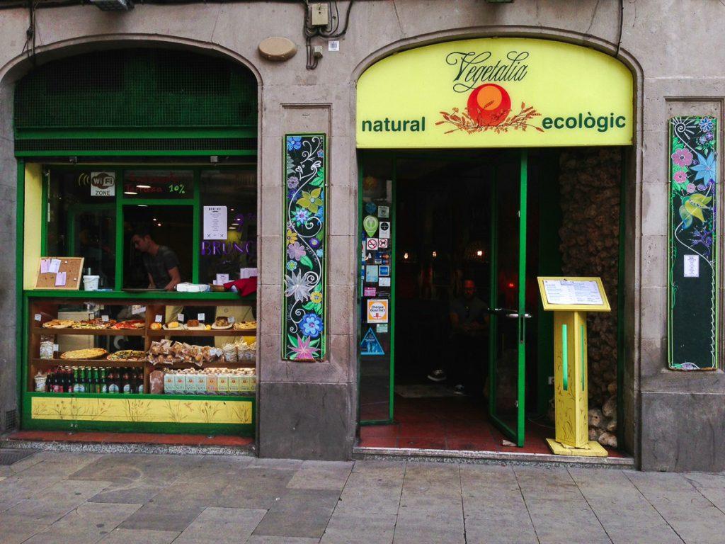 Vegan in Barcelona