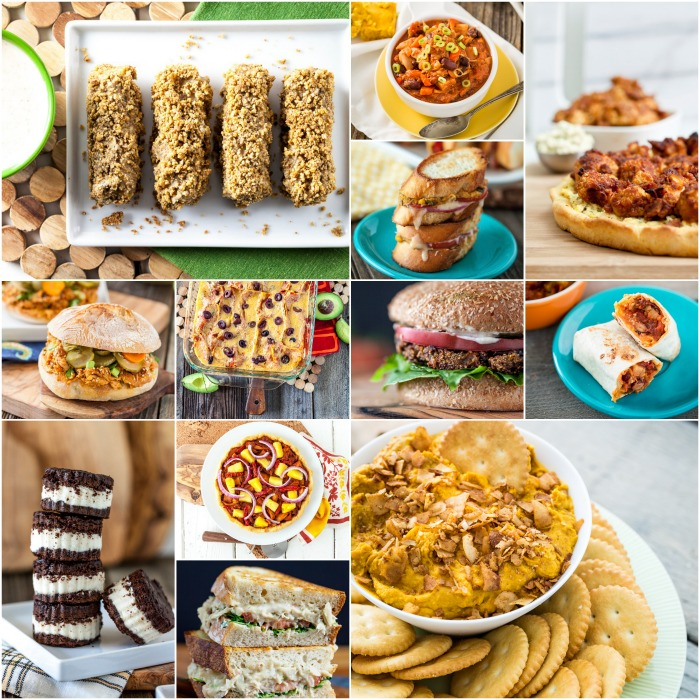 35 Vegan Super Bowl Recipes
